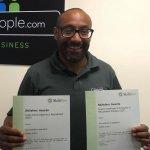 Andrew Cullum - recruitment apprenticeship certificates